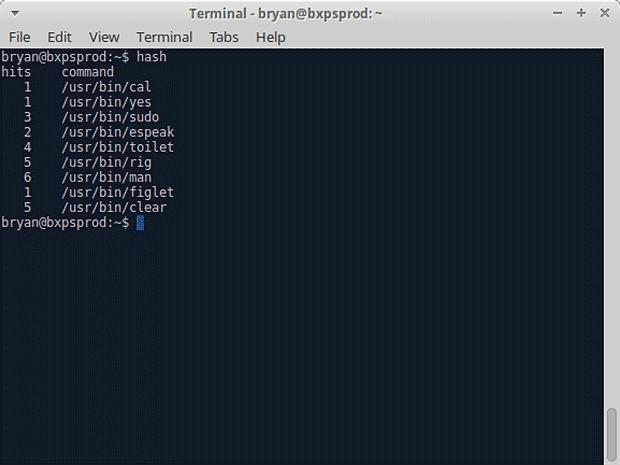 linux hash