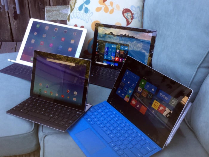 Invasion of the tabtops: The new hybrid tablets reviewed