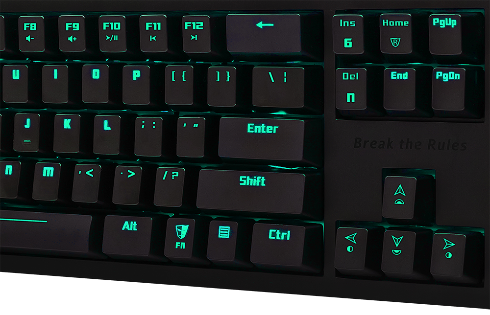Tesoro Excalibur review: An RGB-enabled keyboard for the budget