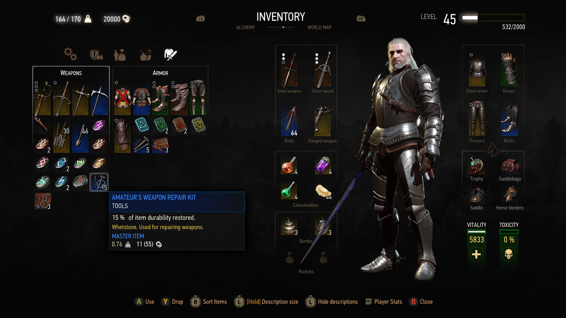 7 things you need to know about The Witcher 3's massive