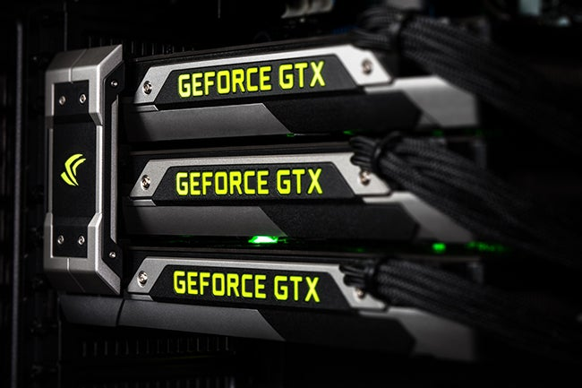 it s true nvidia s geforce gtx 1080 officially supports only 2 way sli setups pcworld it s true nvidia s geforce gtx 1080