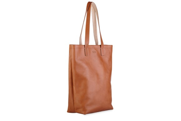 toffee leathershopper ipad