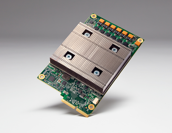 Google has a new chip that makes machine learning way faster