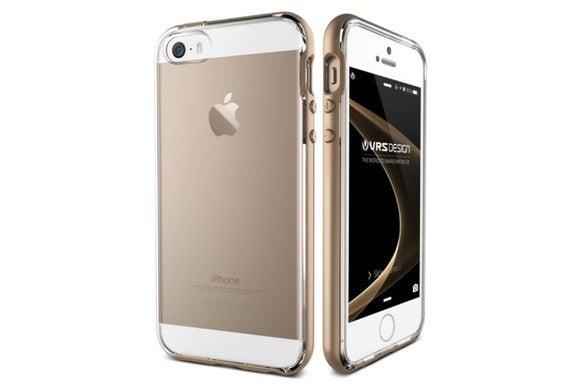 vrsdesign crystalbumper iphone