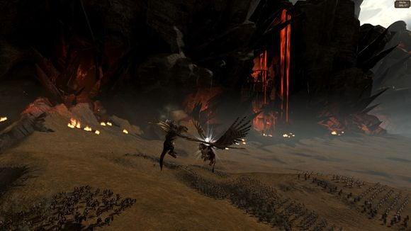 warhammer scene