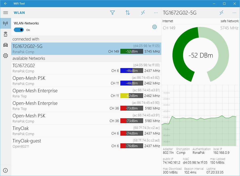 5 free/low-cost Wi-Fi analyzers for Windows 10 | Network World
