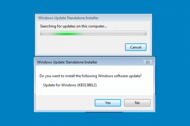 The shame of Windows Update | Computerworld