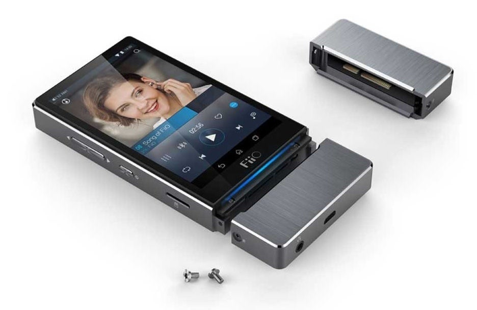 Fiio X Review A High End Portable Music Player For High