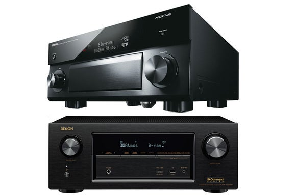 Denon and Yamaha refresh their AV receiver lineups | TechHive