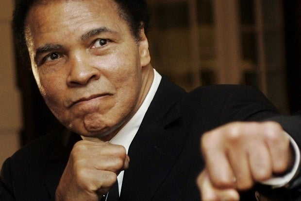 Muhammad Ali & IBM sought to