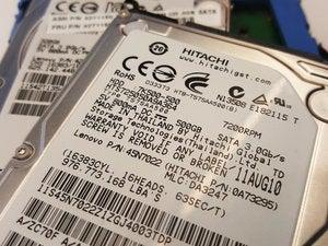 hdd hard disk drive hitachi