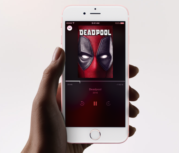 18. apple tv iphone app