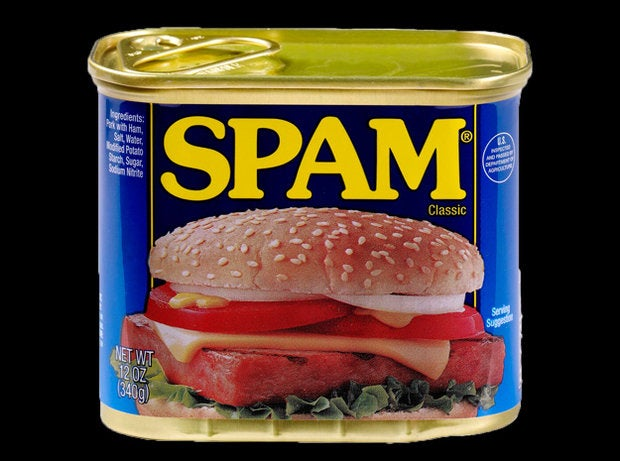 1 spam
