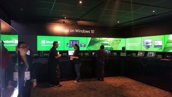 Windows 10 - E3 2016