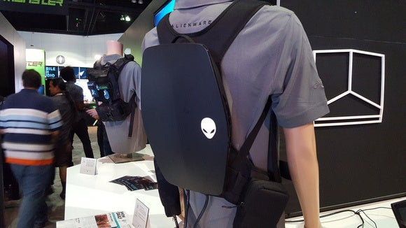 Alienware backpack - E3 2016