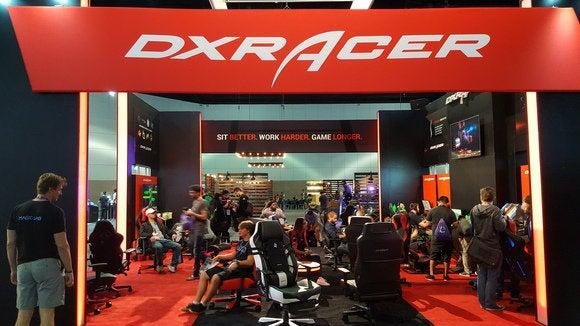 DXRacer - E3 2016