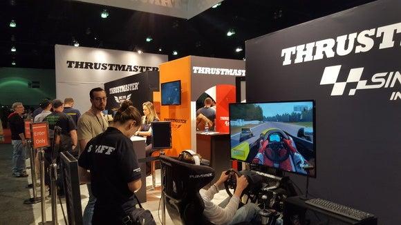 Thrustmaster - E3 2016