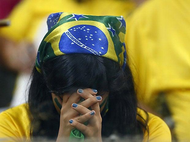 Brazil places last