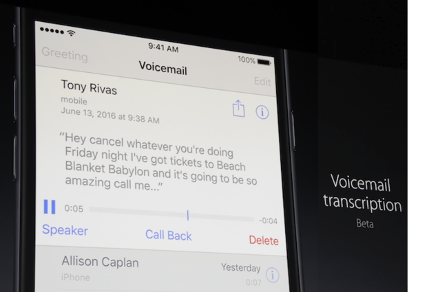 9. voicemail
