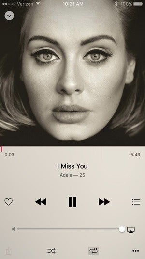 adele apple music