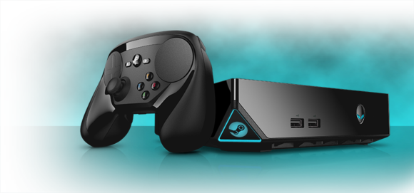 Dell's Alienware Alpha gaming PC.