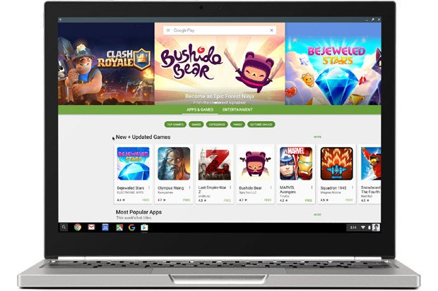 Android Apps Chromebooks - Chrome OS