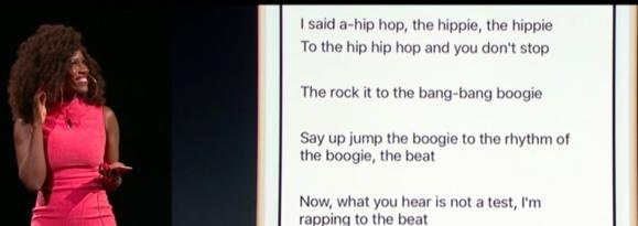 apple music lyrics