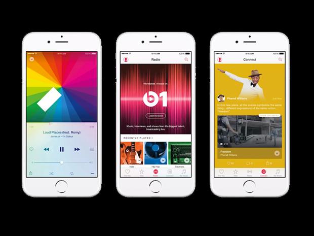 apple wwdc 2016 3 Apple Music