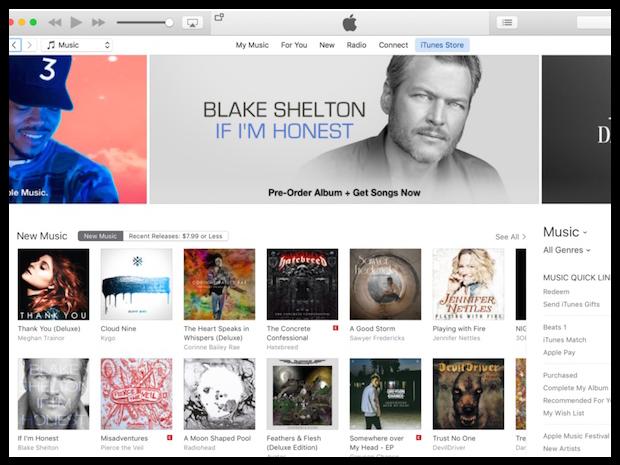 apple wwdc 2016 9 iTunes