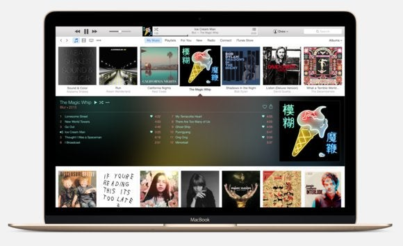 apple music itunes 122 macbook