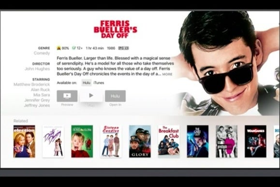 Apple TV takes away some friction with a new version of tvOS | Macworld