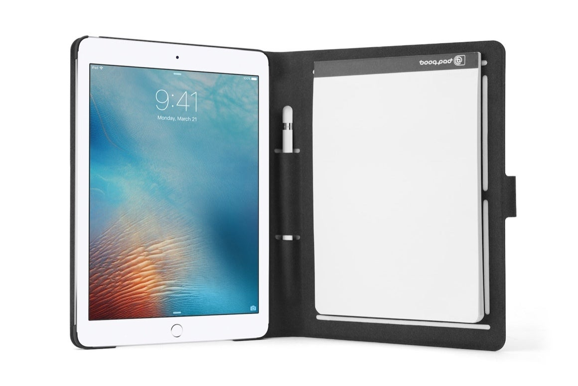 The Week in iPad Cases: Booq's Booqpad has room for a ... Saddleback Leather