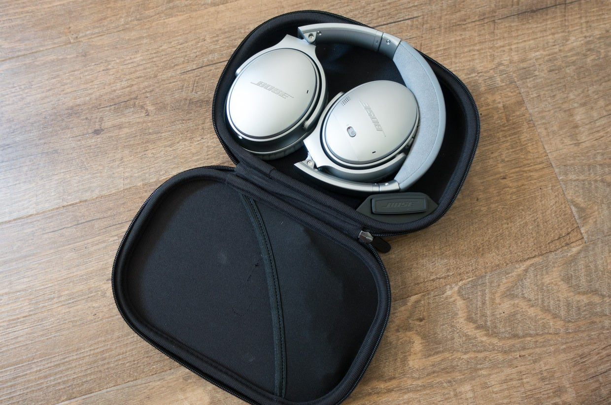 Bose QuietComfort 35 review  Active noise cancellation 06a538c3557d5