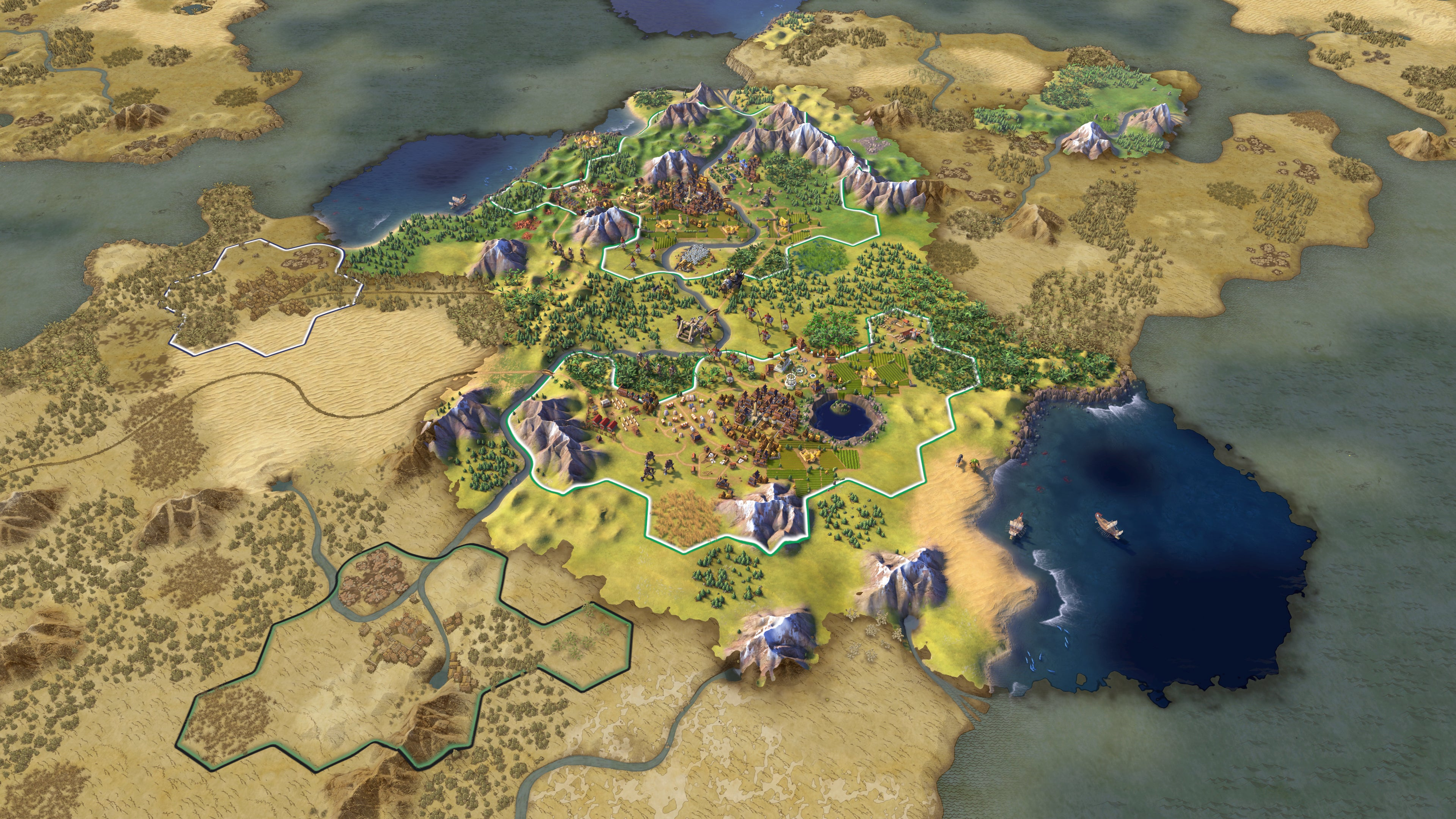 60 Turns With Civilization Vi 3 Key Tweaks Will Change How You