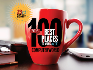 The 100 Best Places to Work in IT 2016