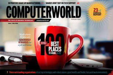 Computerworld Digital Edition, June - July 2016 [COVER]