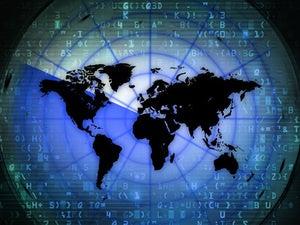 database world map