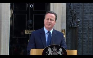 david cameron resigns brexit