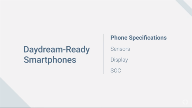daydream ready smartphones