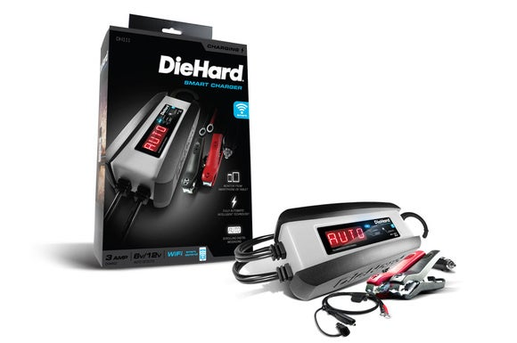 DieHard smart charger