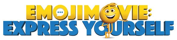 emojimovie express yourself logo