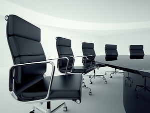 executive chairs boardroom