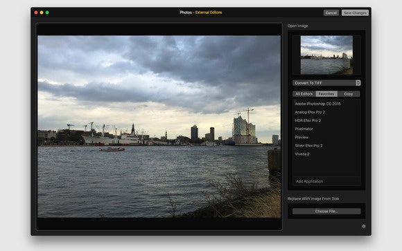 external editors for photos favorites