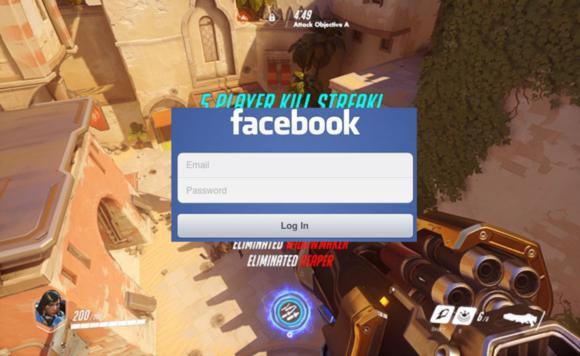 facebook overwatch