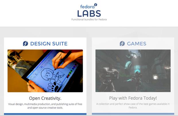 Fedora Labs