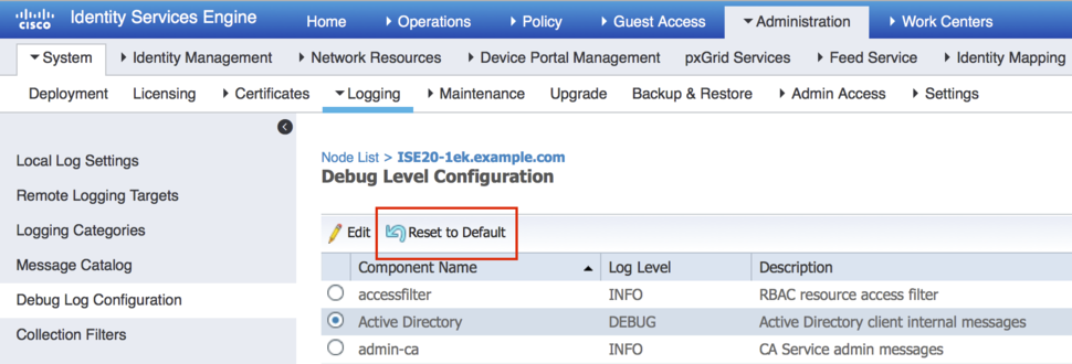 Troubleshooting Cisco's ISE without TAC   Network World