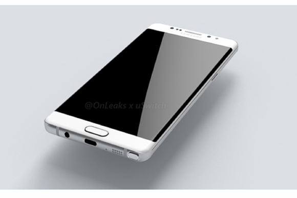 galaxy note 7 edge leak
