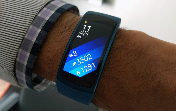 gear fit2 main display 2