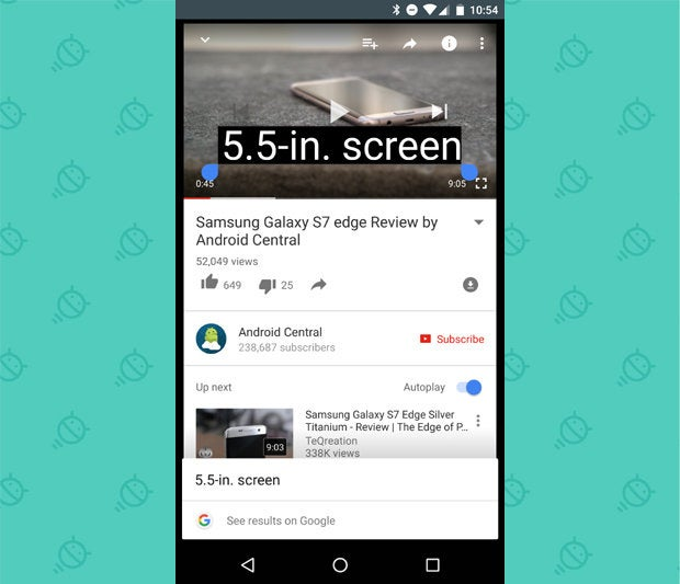Google Now On Tap - Android (2)