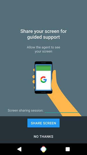 google support app